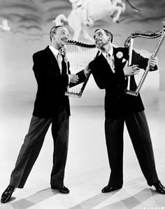 Fred Astaire and Gene Kelly in Zeigfeld Follies More