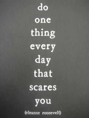 don t be afraid to take a chance have a roller coaster you ve been ...