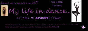 Archive / About Me / Quotes From Fellow Dancers! / Ask Me Anything ...