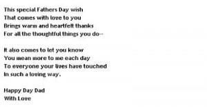 Fathers Day Quotes, Sayings,