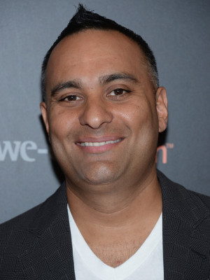 Russell Peters Attends...