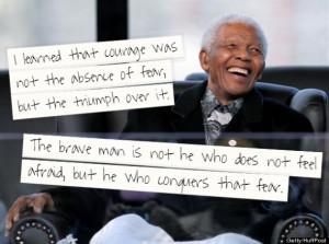 Nelson Mandela's 5 Most Inspiring Quotes (PHOTOS)
