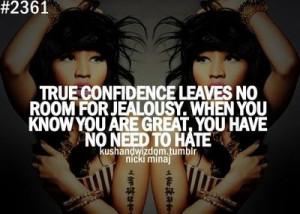nicki minaj words of wisdom