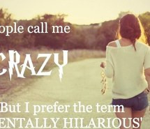 Crazy Funn People Funny Quotes...