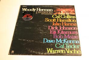 Woody herman presents a concord jam ex concord 1981 usa dbx lp 2442817