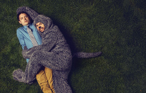 after lengthy negotiations fx has renewed comedy wilfred for a third ...