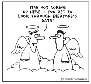 The Lighter Side Of The Cloud – Privileged