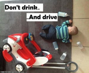 Drinking an driving level: Baby