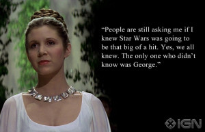 The 10 Best Carrie Fisher Quotes