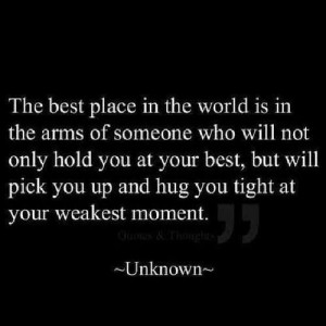The best place in the world...