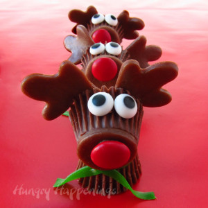 Reese Cup Reindeer Rudolph Kid Craft Ideas For thumb