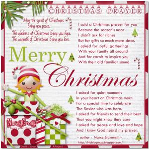 christmas prayer christmas prayer christmas prayers for 2012 christmas ...
