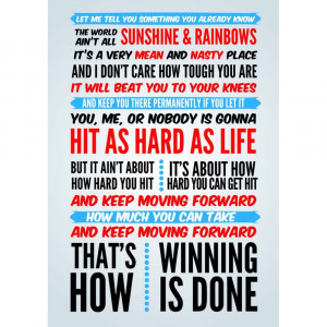 rocky , inspirational , motivational , quote