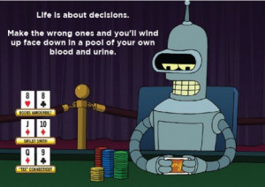 Futurama Bender Quotes
