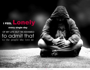 Alone but Not Lonely Quotes