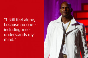 Poor R. Kelly . Not even he understands why he created 'Trapped in ...