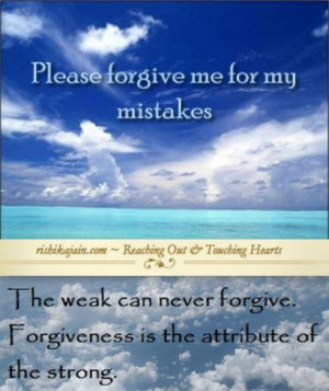 Forgiveness quotes and pictures, Uttam Kshama Quotes, Jainism Quotes ...