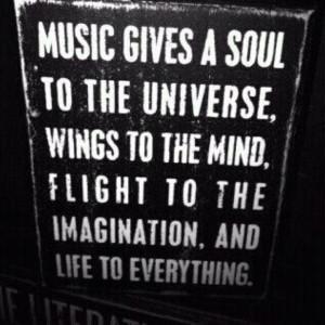love music heals the soul