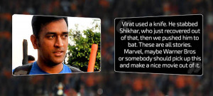 Quotes on Virat Kohli by Cricket Legends