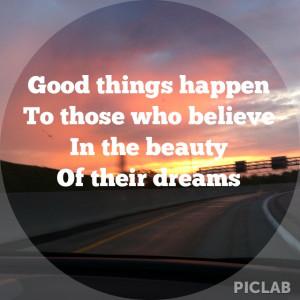 Future, dreams quote #dreambig #believe #dreamoutloud