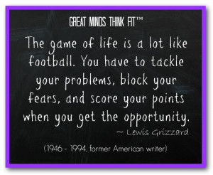 Famous Quotes About Football