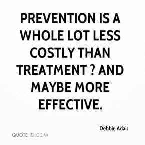 Prevention Quotes