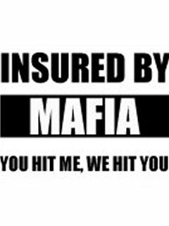 Mafia Wallpaper 240x320 sayings, signs,