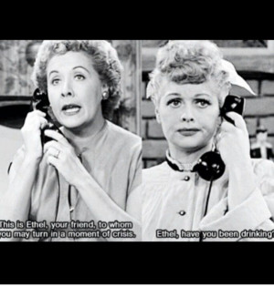 lucy and ethel pictures | Lucy and Ethel ♡♥♡♥ haha | Alisia