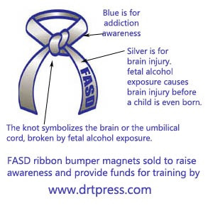 FASD ribbon - got 2 of these!