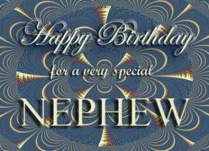 Happy Birthday Nephew Credited