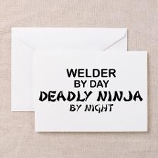 Funny Welding Greeting Cards