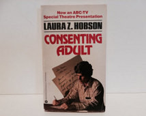 ... Adult by Laura Z. Hobson 1976 Paperback Edition Gay Interest