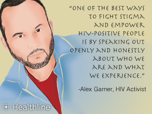 One of the best ways to fight stigma and empower HIV-positive people ...