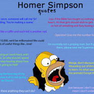 Homer Simpson Quotes About Love #11