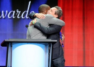 Brian Grazer and Lee Daniels