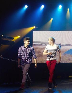 1k One Direction Zayn Malik Niall Horan 1D Bromance edit performance ...