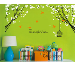 Flying Bird Quotes Bird cage is 28cm