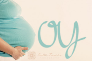 balloon pictures like this all over Pinterest for revealling a baby ...
