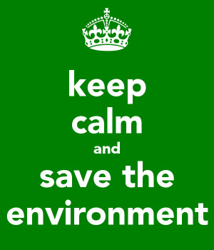 hard find environment keep calm and save the environment 1