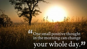 Cute Good Morning Quotes in Pictures