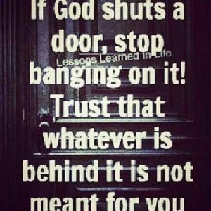just sayin!!! No looking back!!!