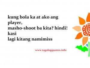 Cheesy Tagalog Quotes