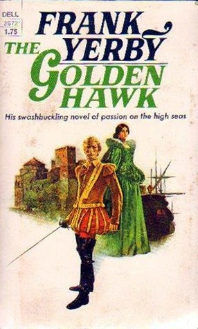 """Start by marking """"The Golden Hawk"""" as Want to Read:"""
