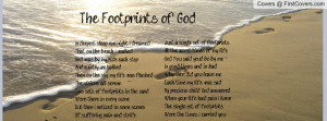 Footprints of God. cover