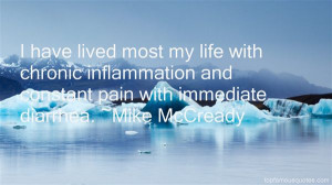 Top Quotes About Chronic Pain