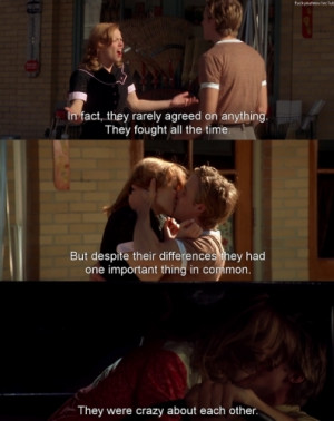 love quotes from the notebook movie the notebook 2004 quote