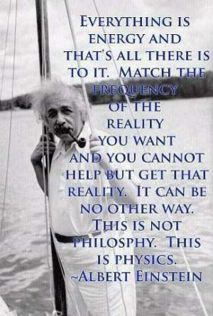 Albert Einstein on Energy