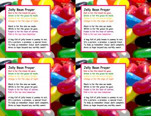 Jelly Bean Prayer by dfgh4bnmu