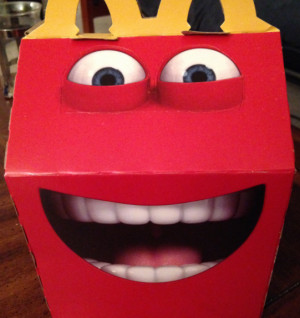 Funny Quotes Mcdonalds Happy Meal. QuotesGram