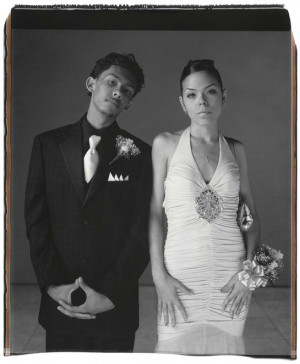 Amazing large-format portraits of prom-goers all across the United ...
